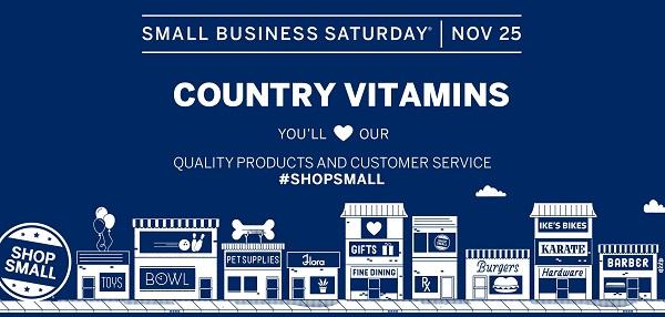 American Express Shop Small Saturday